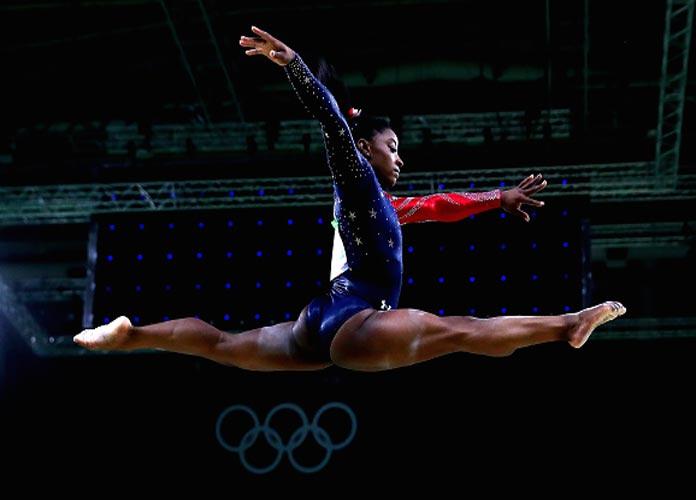 Simone Biles Wins Bronze On Balance Beam In Comeback