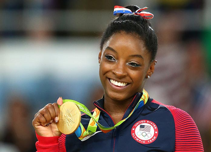VIDEO: Simone Biles Reflects On What The Olympics Mean To Her