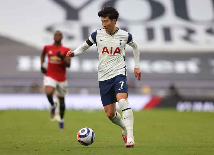 Tottenham's Son Heung Min Suffers Racist Abuse