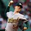 Oakland A's Put Ace Sonny Gray On Disabled List With Strained Muscle