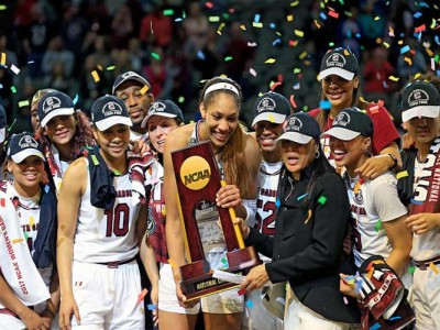 South Carolina Beats Mississippi State 67-55 For First Women's Basketball National Championship
