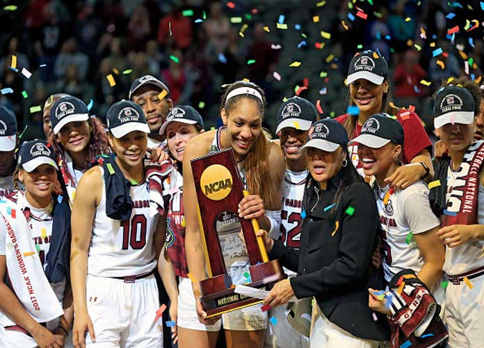 South Carolina Coach Dawn Staley Says Women's Basketball Team Won't Visit White House