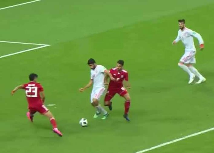 World Cup 2018: Spain Beats Iran 1-0 In Second Group-Stage Game [VIDEO]