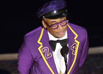 Kobe Bryant Remembered In Oscars' In Memoriam,' Spike Lee Wears Kobe-Inspired Suit