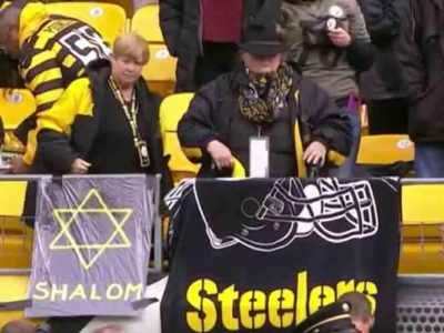 Steelers Honor Tree Of Life Shooting Victims With Moment Of Silence On One-Year Anniversary