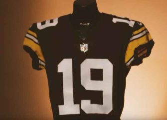 Steelers Unveil New Throwback Jerseys For 2018 NFL Season, Honoring 1978 Super Bowl-Winning Team [PHOTOS]