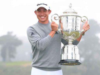 Collin Morikawa, 23, Wins PGA Championship