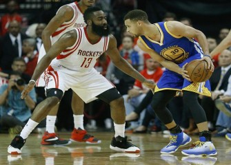 Warriors Beat Rockets 121-94 In Game 4, But Lose Steph Curry Again