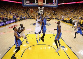 Warriors Overcome 3-1 Series Deficit, Beat Thunder 96-88 In Game 7 To Reach NBA Finals