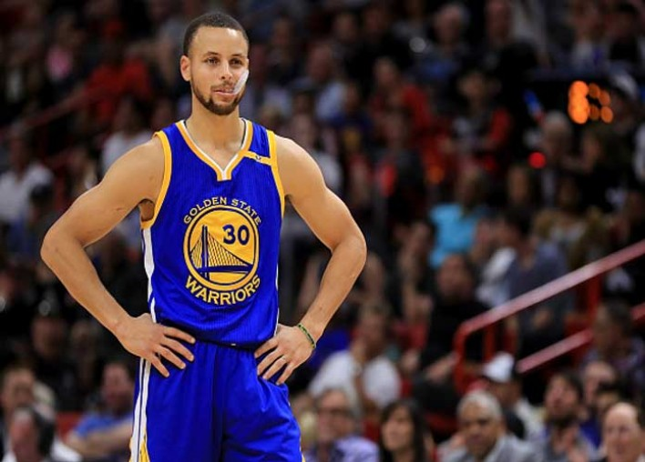 Stephen Curry Returns To The Warriors After Hand Injury