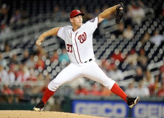 Stephen Strasburg Exits Early In Nationals' 5-4 Home Win Over Braves