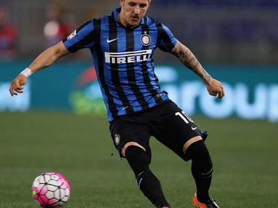 Stevan Jovetic Scores In Stoppage Time To Lead Inter Milan To 2-1 Win Over Real Salt Lake