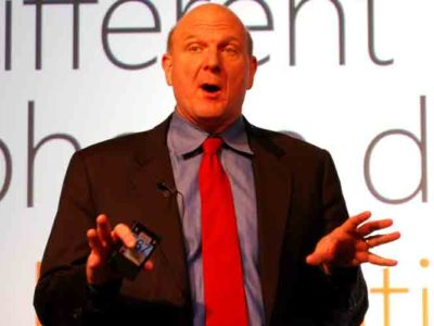 Los Angeles Clippers Owner Steve Ballmer Goes Crazy At Press Conference [VIDEO]