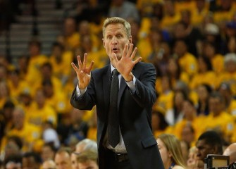 Steve Kerr Backs Colin Kaepernick's Protest: Americans Should Be 'Disgusted' With Violence