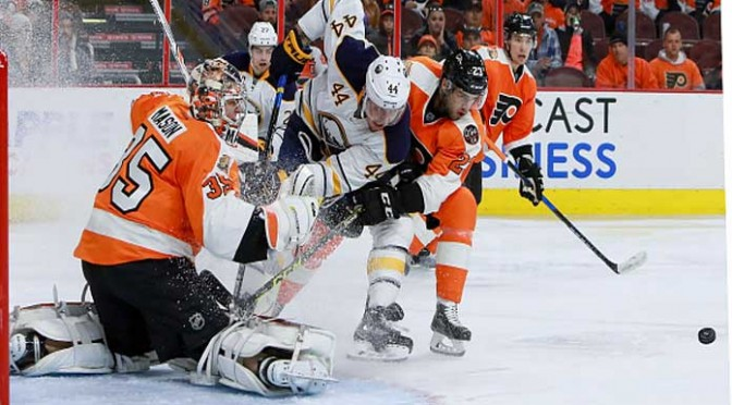 Sabres Lose 3-Goal Lead In 4-3 Shootout Loss To Flyers