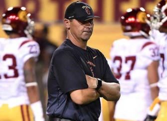 Steve Sarkisian Sues USC Over Firing, Demands At Least $12.6 million