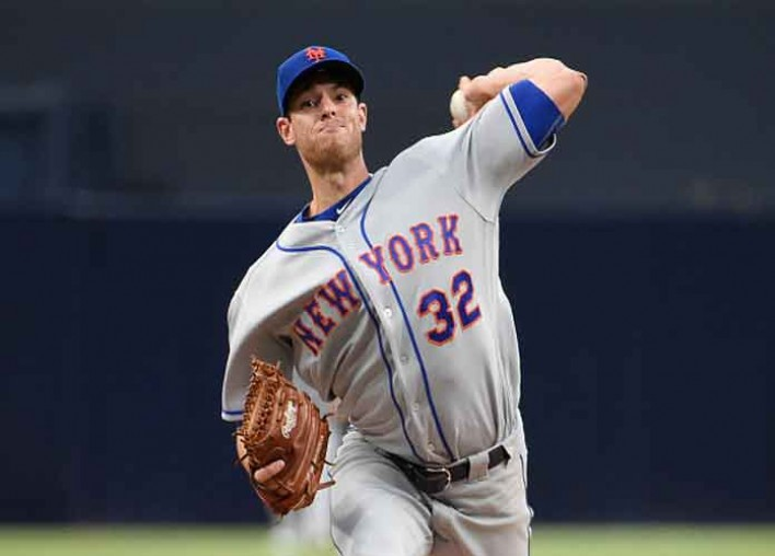 Steven Matz Gets Roughed Up In Mets' 6-3 Loss To Padres