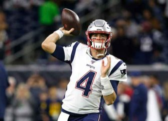 Patriots' Captain Devin McCourty Impressed With QB Jarrett Stidham's Potential