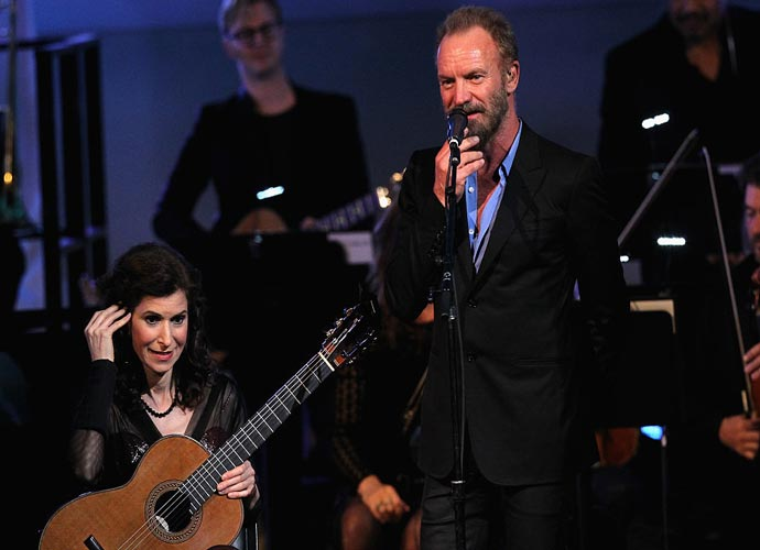 Sting To Perform At NBA All-Star 2016 Halftime Show
