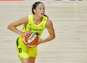VIDEO: Sue Bird Responds To Draymond Green's Tweets About Women's Pay
