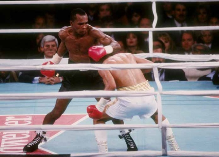 Sugar Ray Leonard Bio: In His Own Words