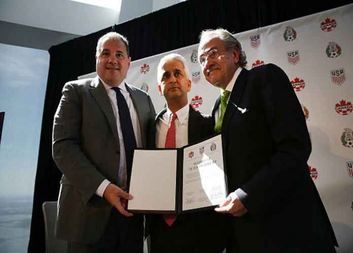 U.S., Mexico & Canada Win Joint Bid Over Morocco To Host 2026 FIFA World Cup