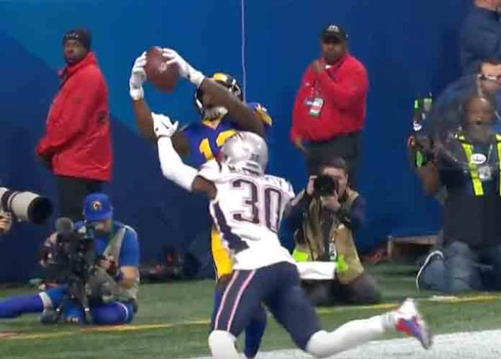 Patriots Beat Rams 13-3 In Super Bowl LIII For Sixth National Title, Tie Steelers For Most In NFL [VIDEO HIGHLIGHTS]