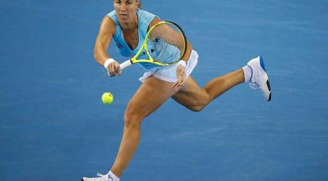 WTA Finals: Svetlana Kuznetsova One Win From Denying Johanna Konta Finals Spot