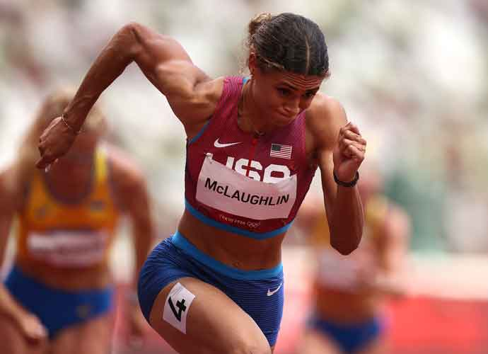Sydney McLaughlin Wins Gold For USA In 400-Meter Hurdles