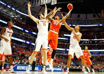 NCAA March Madness 2016 Final Four Set: Oklahoma, Villanova, Syracuse, UNC