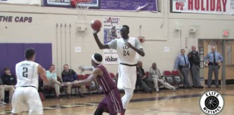 7'5″ Recruit Tacko Fall Dominates High School Game