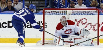 Tampa Bay Lightning Eliminates Montreal Canadiens