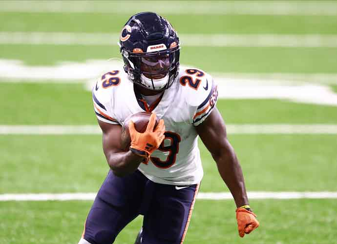 Chicago Bears RB Tarik Cohen's Twin Brother Found Dead