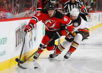 Devils' Taylor Hall Reflects On Challenges Ahead After Knee Surgery