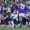 Vikings QB Teddy Bridgewater Fools Chargers's Adrian Phillips With Juke Move