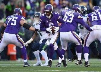 Vikings Decline Teddy Bridgewater's Fifth-Year Option, Pick Up Anthony Barr's