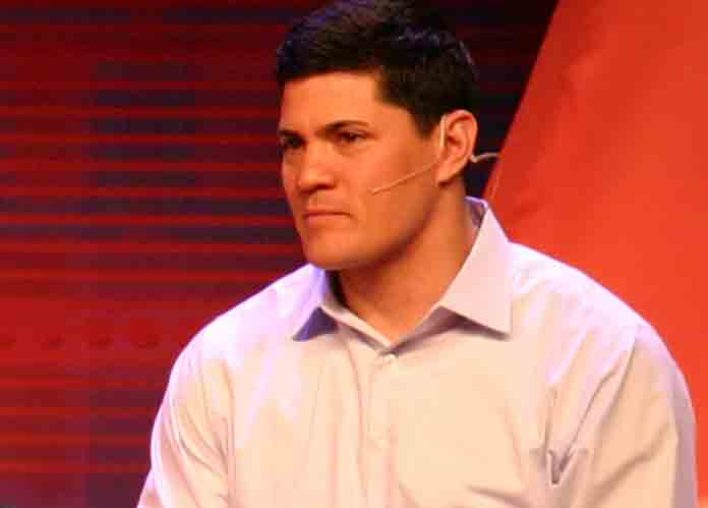 Former New England Patriot Tedy Bruschi Recovering Well From Stroke