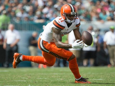 Jaguars Add Depth By Signing Veteran WR Terrelle Pryor To One-Year Deal