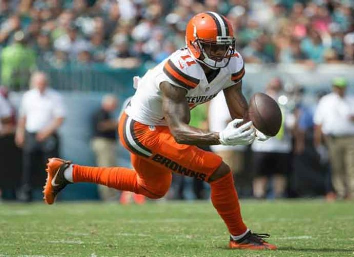 NFL Free Agent Terrelle Pryor Stabbed In Apparent Domestic Dispute