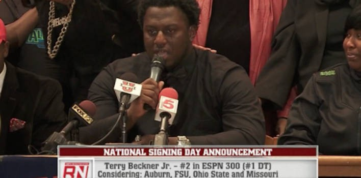Update: 2015 National Signing Day Results