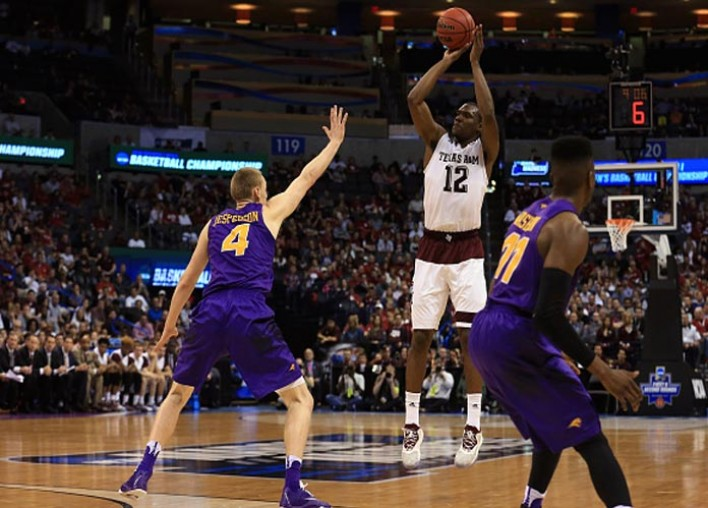 Texas A&M Makes Comeback In March Madness Win Over Northern Iowa To Make Sweet 16