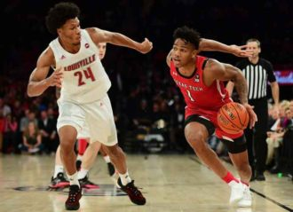 Top-Ranked Louisville Cardinals Upset By Unranked Texas Tech Red Raiders 70-57