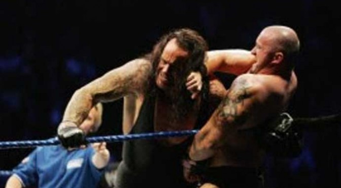 The Undertaker Crashes Cavaliers Locker Room Before Season Opener