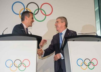 L.A. Gets Green Light To Host 2028 Summer Olympics