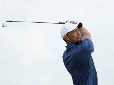 Tiger's Back: 13th-Ranked Woods Wins Pro Tour Championship [VIDEO]