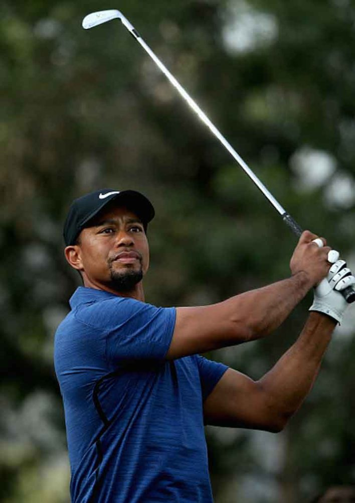 Tiger Woods Gets Early Exit At British Open, Says His Body Isn't Moving Like It Should
