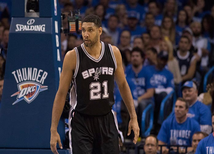 Tim Duncan To Join Spurs Coaching Staff