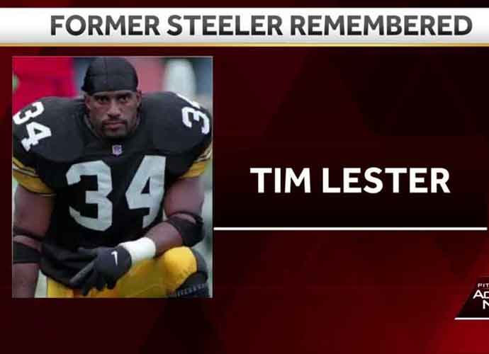 Former Steelers FB Tim Lester Dies At 52 From COVID-19