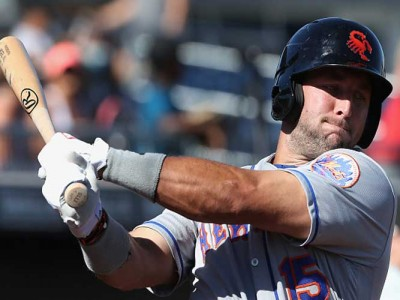 Tim Tebow To Be Assigned By Mets To Class-A Columbia Fireflies