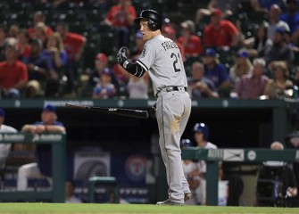 White Sox' Todd Frazier Leaves Game With Lip Injury In 6-5 Loss To Rangers
